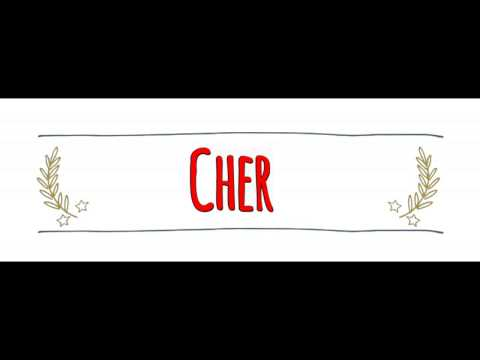 Cher - Say The Word