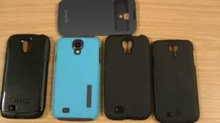 Top 5 Samsung Galaxy S4 Cases - Best Samsung Galaxy S4 Cases Review