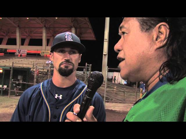 07/19/13 Ryan Priddy San Rafael Pacifics Manager Interview - Na Koa Ikaika Maui