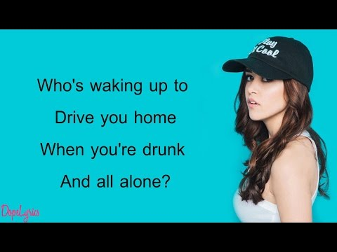 IT AIN'T ME - Selena Gomez & Kygo | Alex Goot & Megan Nicole Cover (Lyrics)