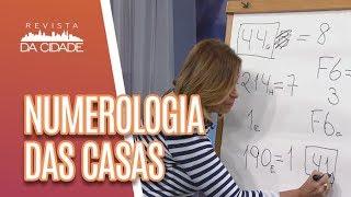 Numerologia das Casas com Aparecida Liberato - Revista da Cidade (27/04/18)