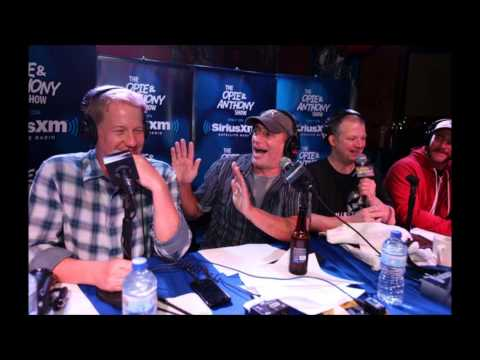 Opie & Anthony (and Jim) - Salt Water From Hurricane Sandy Rant