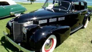 Cadillac Classic Cars | 2009 Cadillac-LaSalle Car Show Mission Bay San Diego