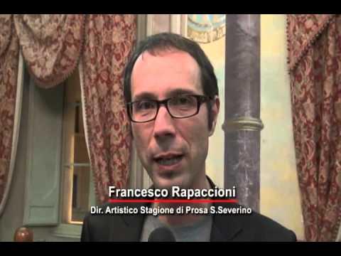 Presentata la nuova stagione di prosa di San Severino