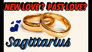 SAGITTARIUS: NEW LOVE OR PAST LOVE?! 💝🥰 JANUARY 2019 SOULMATE / TWIN FLAME READING PREDICTION