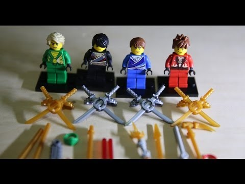 Lego Ninjago Bozhi Bootleg Review