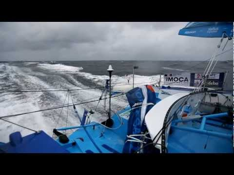 Vendee Globe Daily Report Dec 29, Day 50.