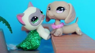 "LPS Mermaid Memories Episode 1 "" My World ""