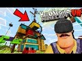 THE NEIGHBOR S GIANT HOUSE IS AMAZING IN VR MINECRAFT Hello Neighbor Minecraft VR Gameplay mp3
