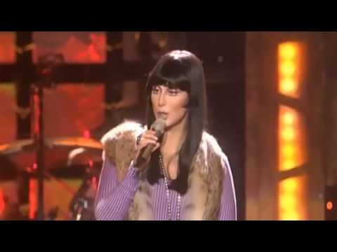 Cher - Half-breed (farewell Tour) video