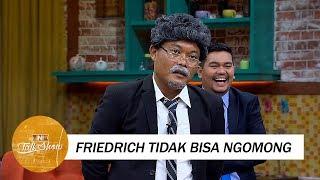 Karna Ikhlas yang Bikin Fredrich Yunadi Tidak Bisa Ngomong
