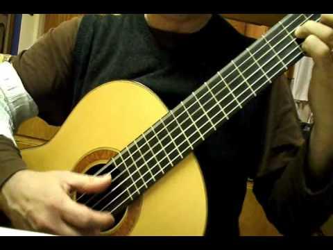 Хулио Сальвадор Сагрегас - Op.23-Estudio No.1