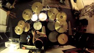"RomeOnDrums ""Baywatch Theme"" (I`m always Here) Drum Cover"