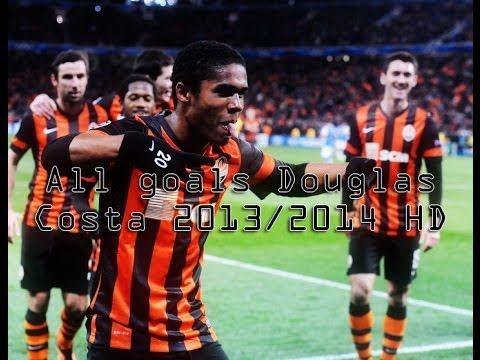 Douglas Costa - Thank you!
