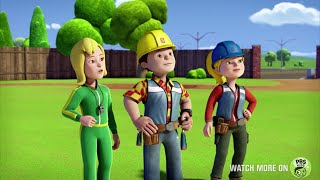 Bob the Builder US 🛠⭐ Keep Fit! 🛠⭐New Episodes | Cartoons for Kids