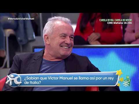 Menuda Noche | Víctor Manuel, José Mercé y Tomatito thumbnail