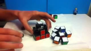 How to fix a broken Rubik's cube