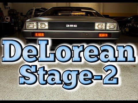 Regular Car Reviews: 1983 DeLorean DMC-12 Stage-2