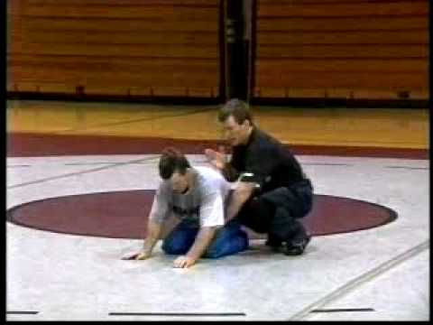 Tom Brands:  Domination Pinning - Cross Wrist Series