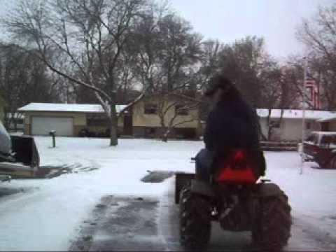 Sears Suburban Tractor