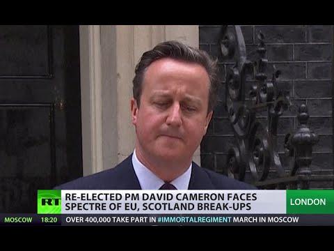 EU & Scotland to turn 2nd Cameron's term into nightmare