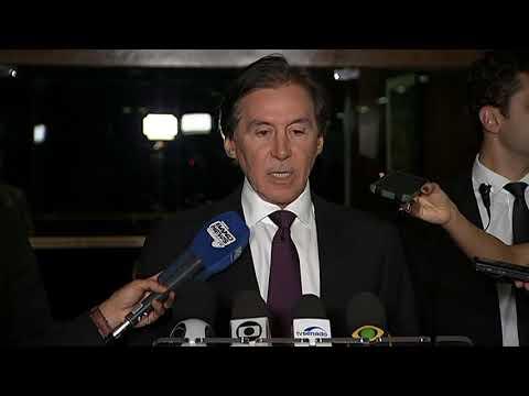 Pauta legislativa sobre segurança pública vai priorizar interesse da população, afirma Eunício