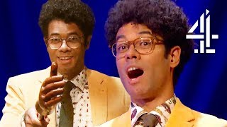 10 Minutes of Richard Ayoade