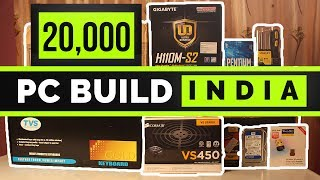 How to Build a PC in HINDI. 20,000 Rs Indian Gaming PC. [PC BUILD INDIA 2017]