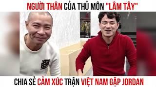 Xuân Bắc - Nam Tào phỏng vấn nhanh cảm xúc người quen thủ môn Lâm Tây