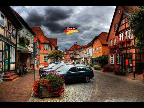 как живут простые и не простые жители германии.