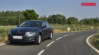 2017 Skoda Octavia - First Drive Review