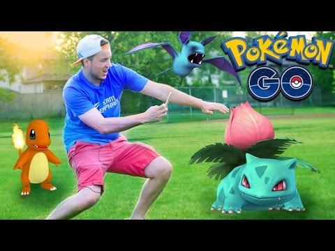 Pokemon GO Tutorial: Top 10 Tips & Tricks (Pokemon GO Gameplay)