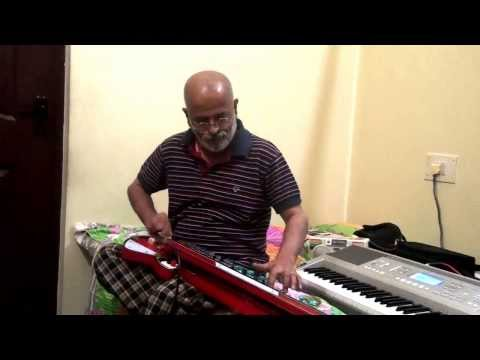 Woh Lamhe Woh Baatein Instrumental Cover by Vinay Kantak