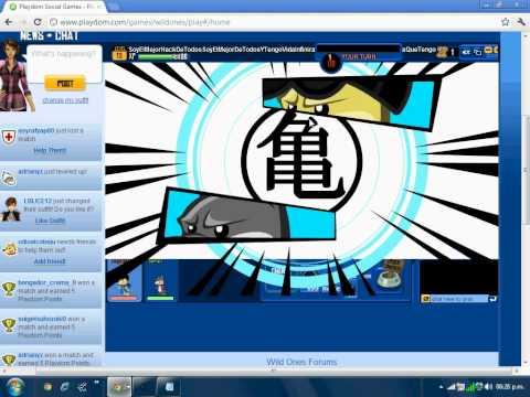 Wild Ones hack del kamehameha wave y muchas armas mas :D (POGANLO EN 720pHD)
