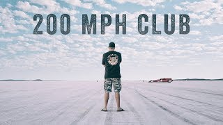 200 MPH Club with David Freiburger – Trailer