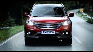Тест-драйв Honda CR-V 2013 // АвтоВести 84