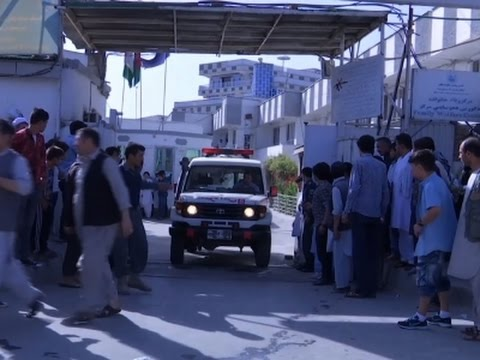 ISIS Attack on Afghan Protest Kills At Least 80