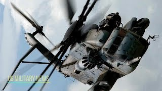 The Sikorsky CH-53E Super Stallion is the Largest and Heaviest Helicopter in the United States
