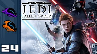 Let's Play Star Wars Jedi: Fallen Order - PC Gameplay Part 24 - Master Cal