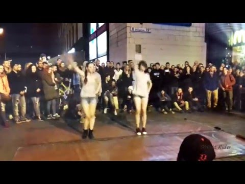 Уличные танцоры (новое) часть 3 - Street Dancers (new) part 3