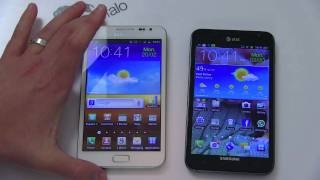 Galaxy Note Showdown_ AT&T Vs Unlocked