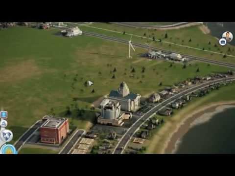 Прохождение SimCity 5 — Часть 2: Город в огне