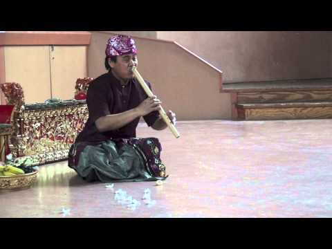 Ciaaattt...suling Bali (bali Flute)  In Lier video