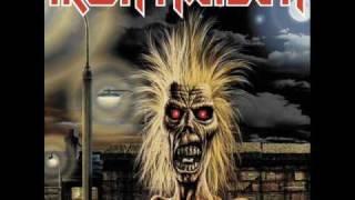 Watch Iron Maiden Phantom Of The Opera video