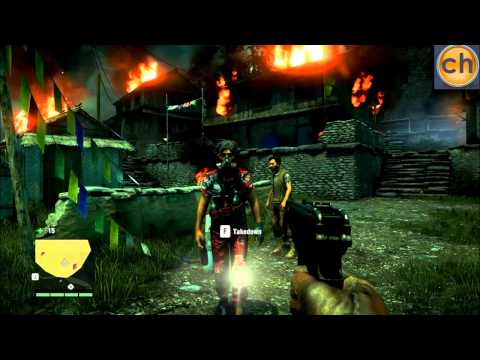 Far Cry 4 Trainer +20 Cheat Happens