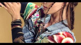 Making of - Desigual Exotic Jeans