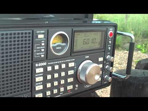 6010 khz Radio Incofidência , Belo Horizonte , Minas Gerais , Brazil reiceved 1.410 KM