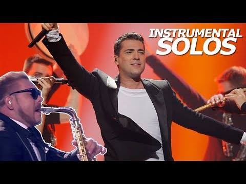 Best INSTRUMENTAL SOLOS in Eurovision (2001-2019)