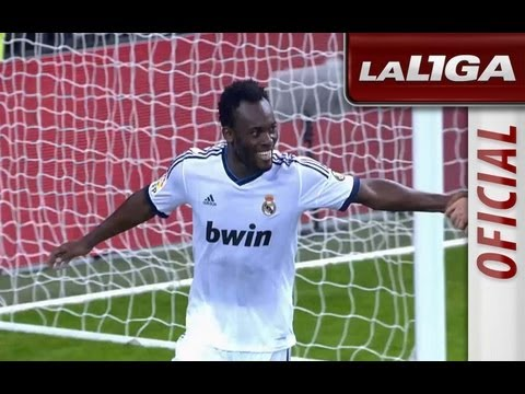 La Liga | Real Madrid - Real Zaragoza (4-0) | 03-11-2012 | J10 | Resumen