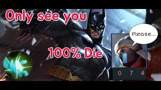 《ahq Rush 》Batman Jungle! Only see you :)